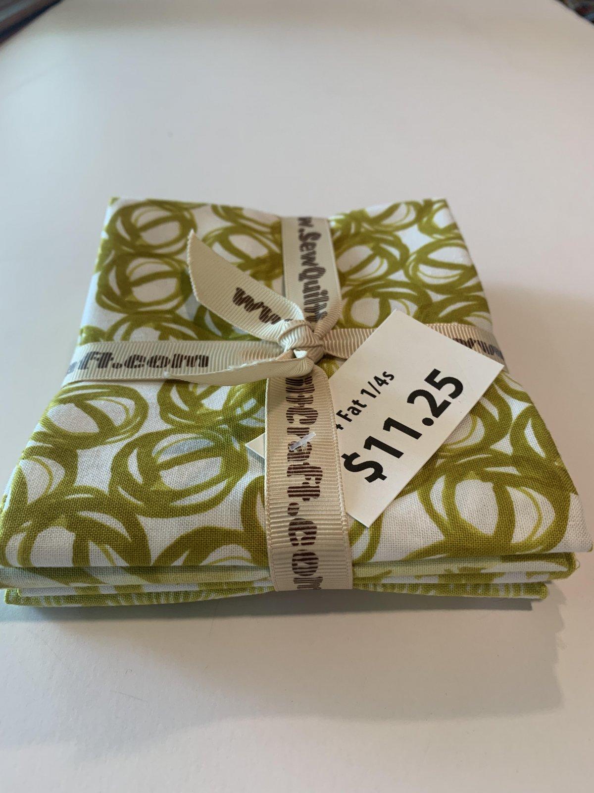 Aria - Fat 1/4 Bundle - 4PK Mustard