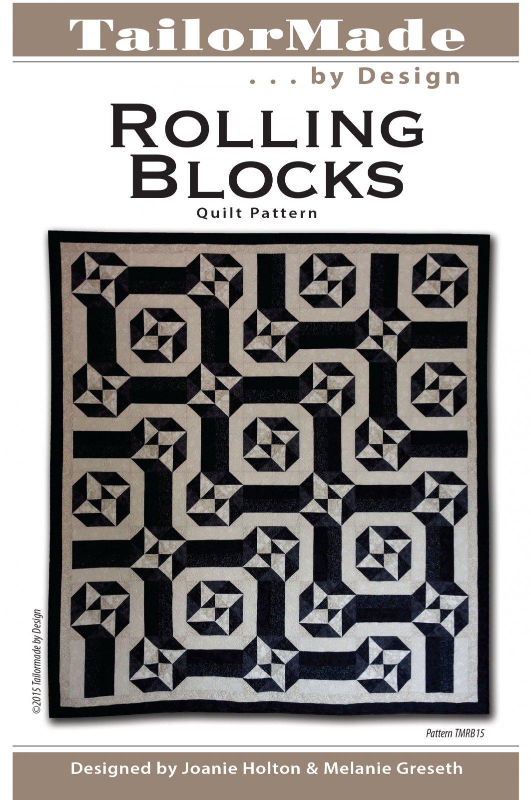 Rolling Blocks pattern