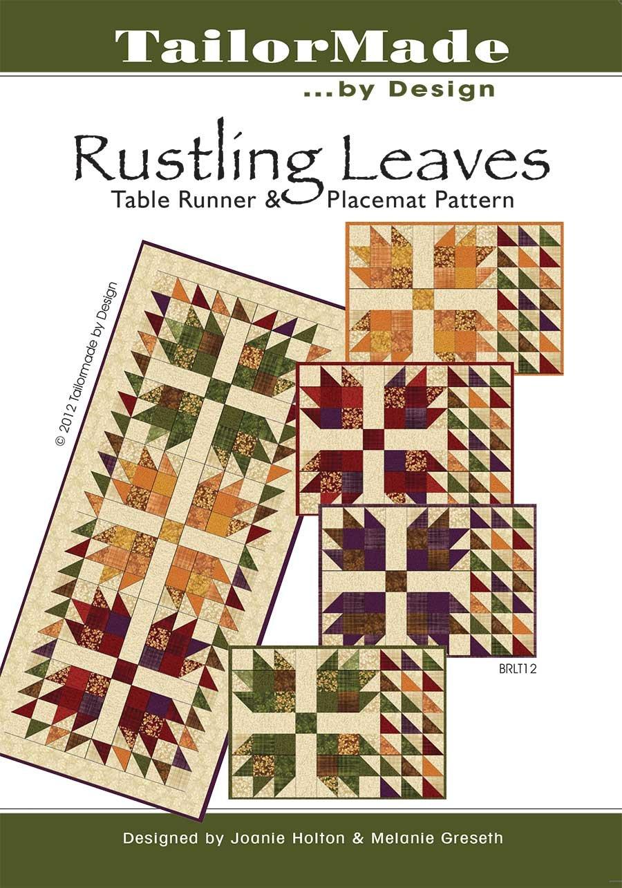 Rustling Leaves pattern
