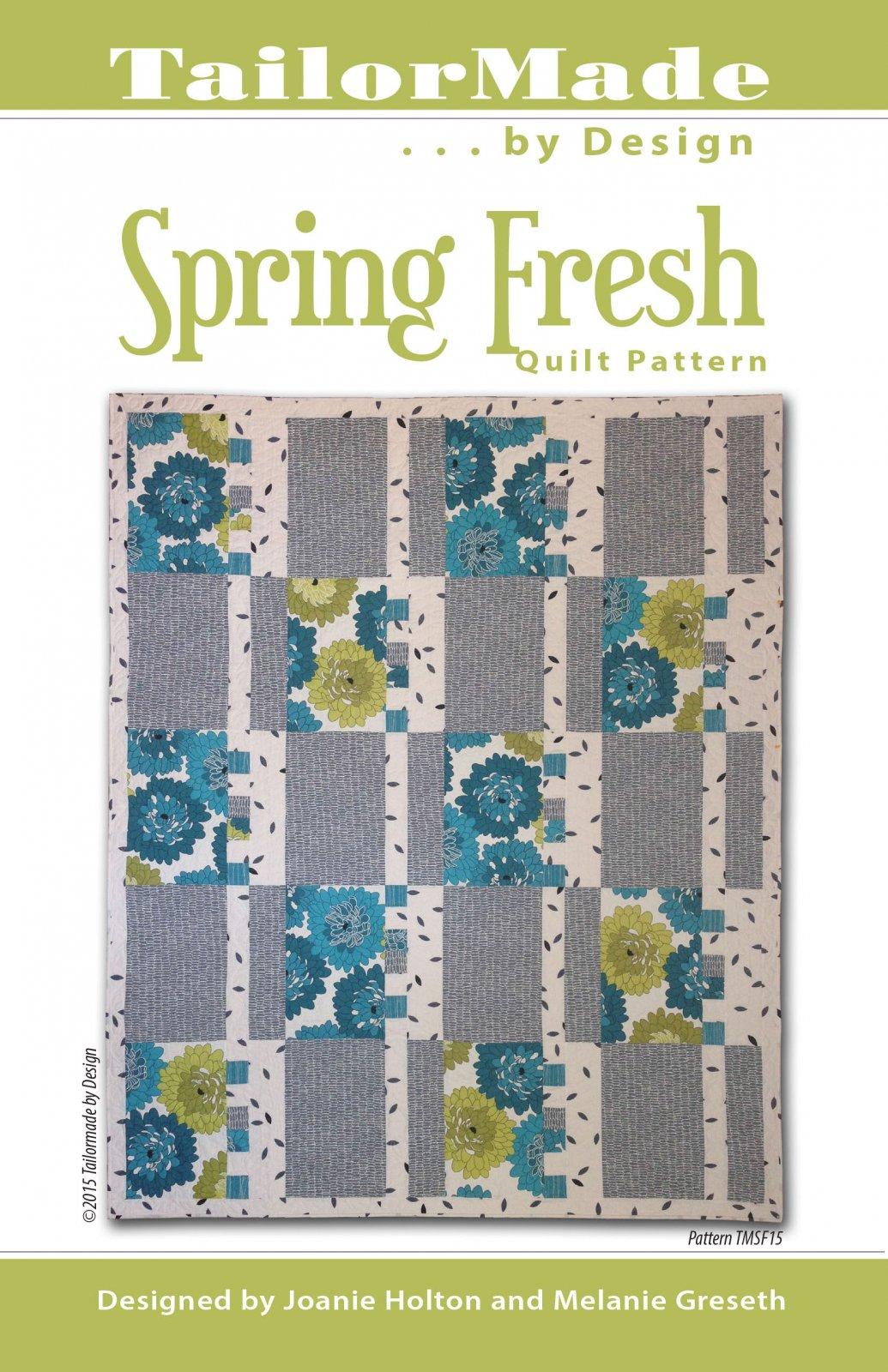 Spring Fresh pattern