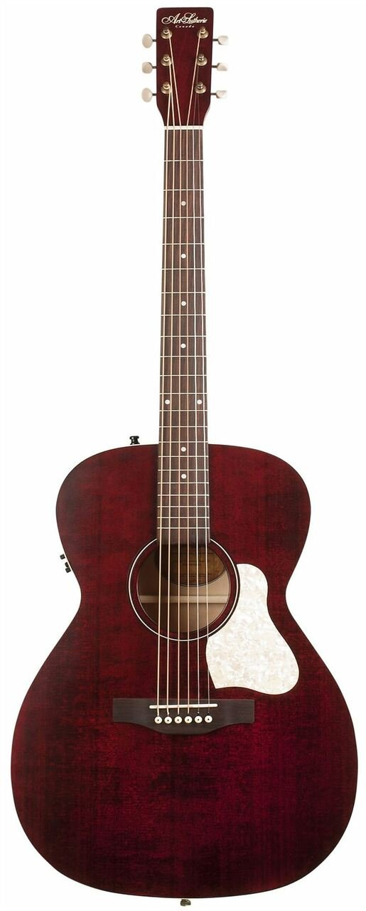 Art & Lutherie Roadhouse-Tennessee Red Guitar