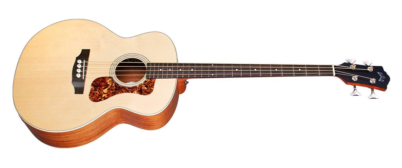 Guild B240E Acoustic Bass w/ Bag