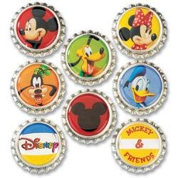Disney Mickey Mouse Bottle Caps