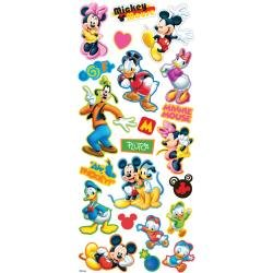 Disney Mickey And Friends Layered Stickers