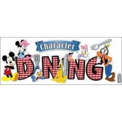 Disney Character Dinning