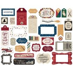 Witches And Wizards Frames And Tags