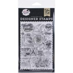 Sent By Air Stamp Set