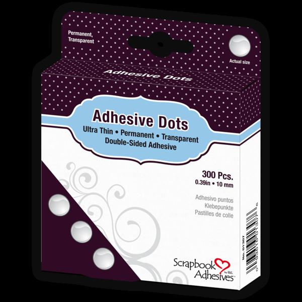 Ultra Thin Adhesive Dots