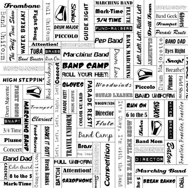 Marching Band Background