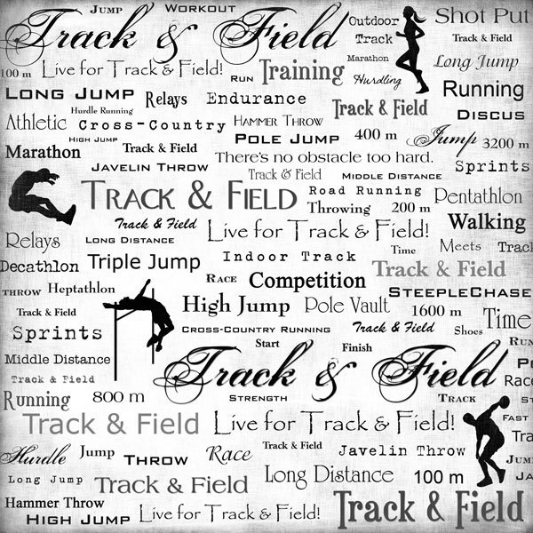 Track And Feild