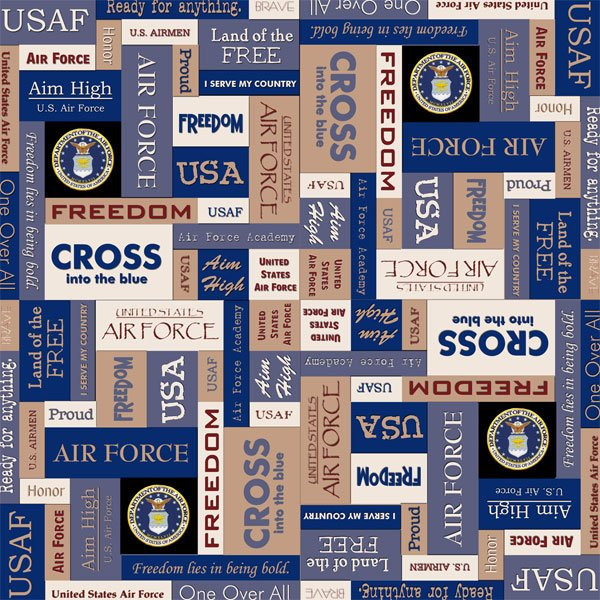 Airforce Squares