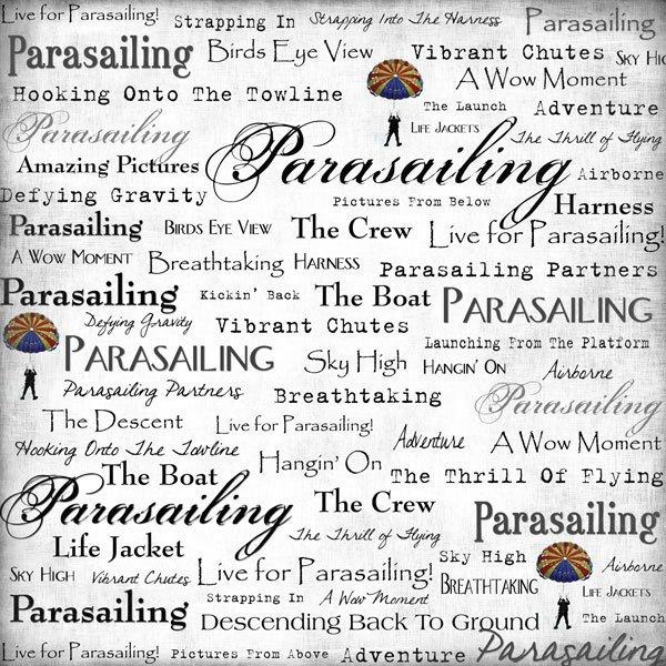 Parasailing - Live For