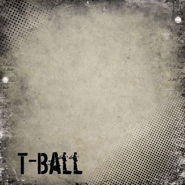 T-Ball - Antique