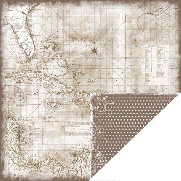 Bon Voyage - Caribbean Map
