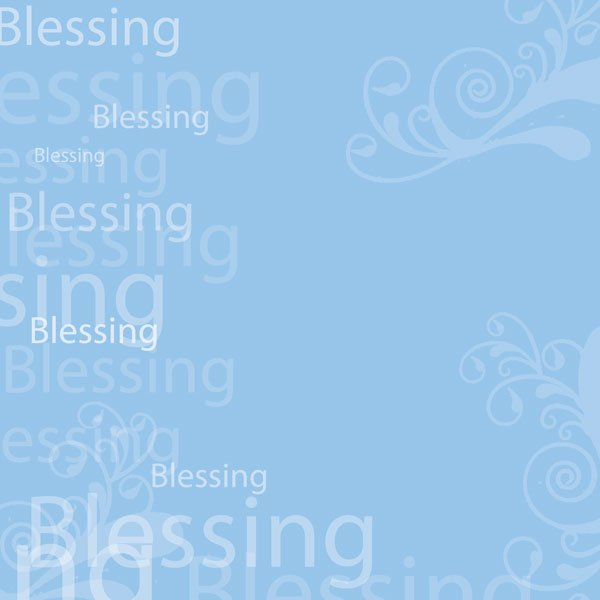 Blessing Boy - Right