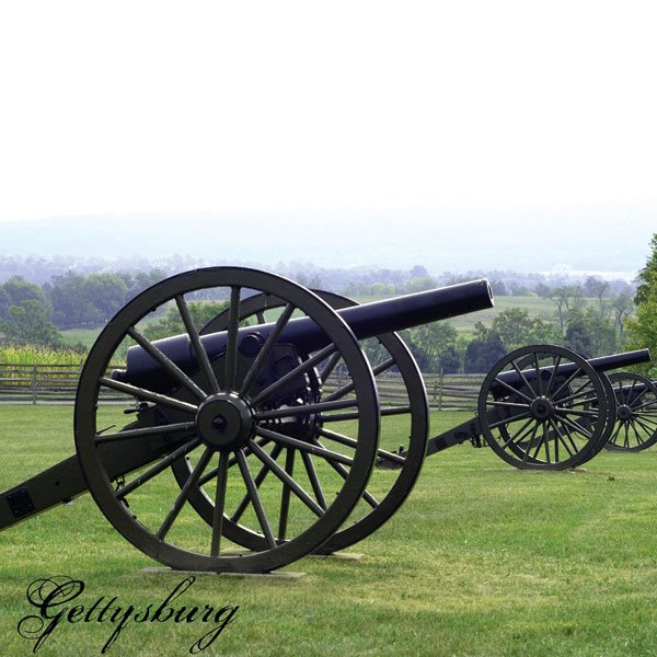 Gettysburg - Cannons