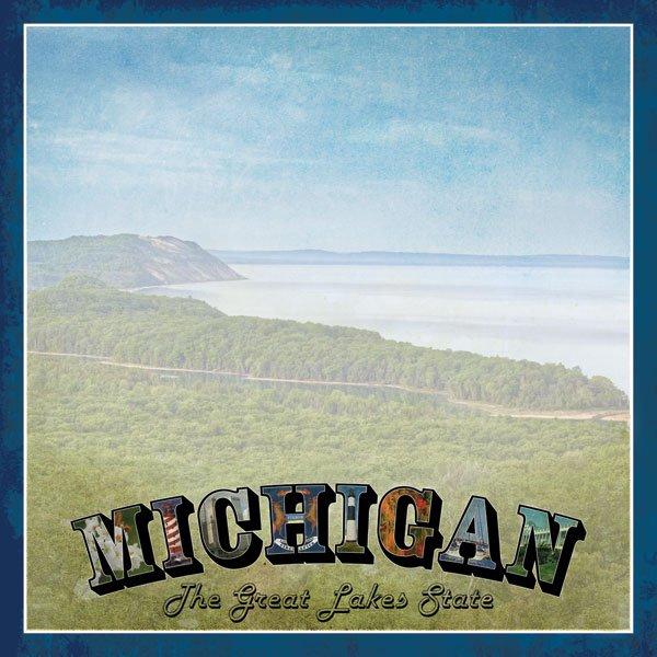 Michigan Vintage