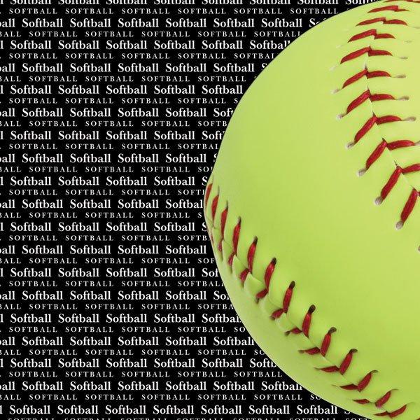 Softball Go Big Left