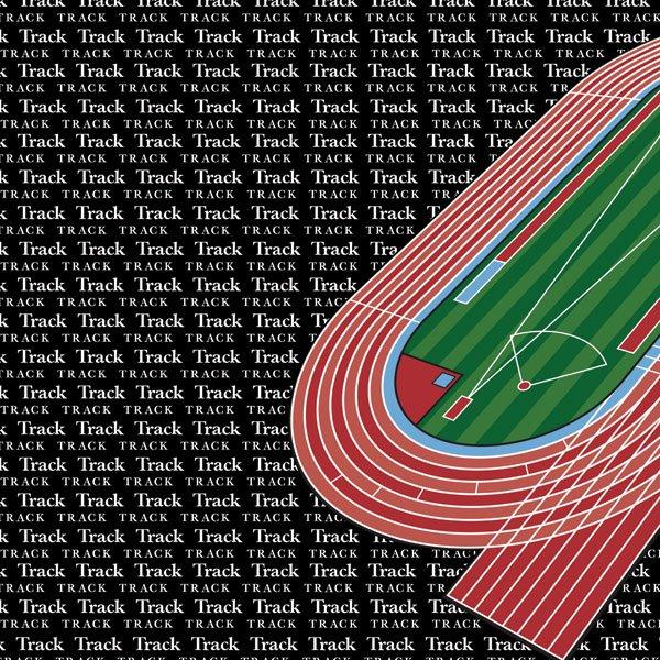 Track & Field Go Big Left