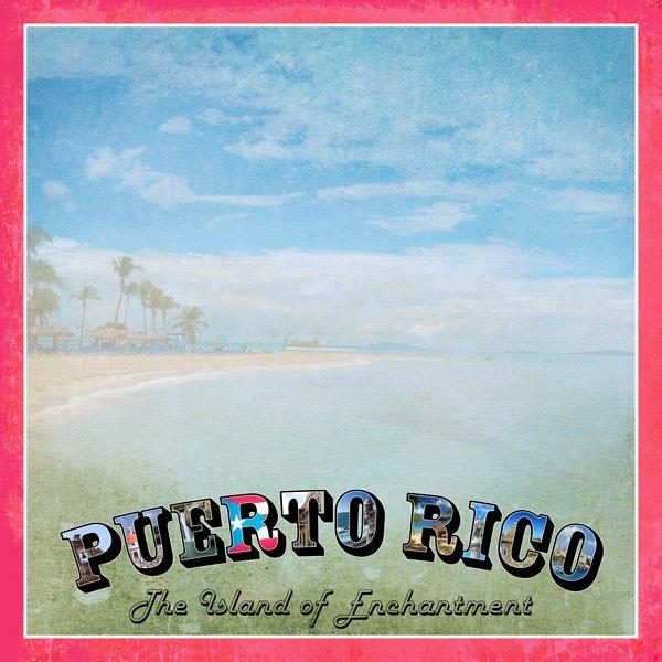 Puerto Rico - Paradise Vintage