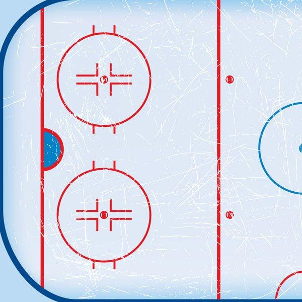 Hockey Rink - Left