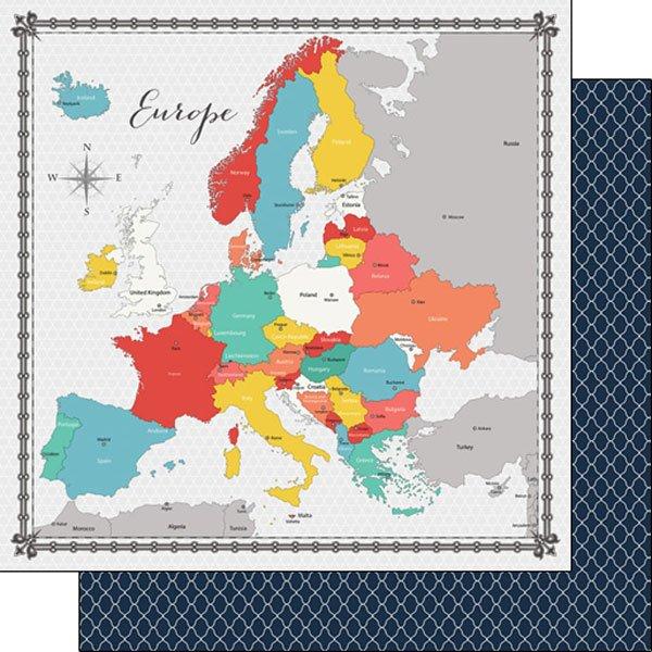 Europe Memories