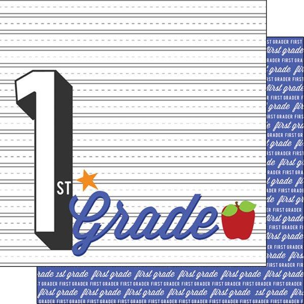 1St Grade Year