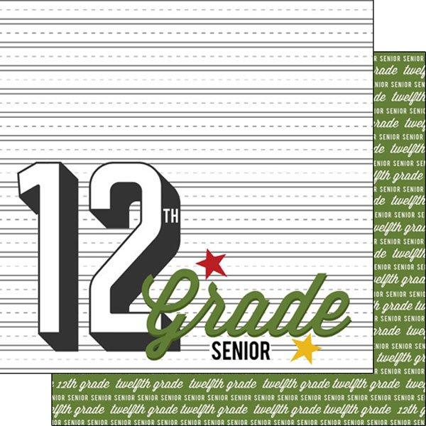 12Th Grade Year