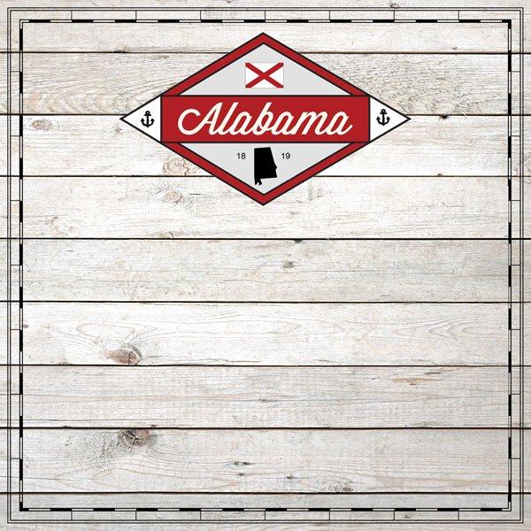 Alabama Wood Sightseeing