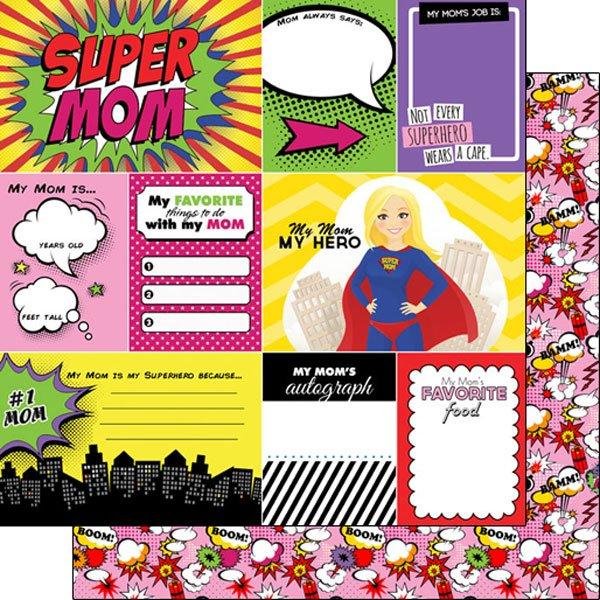 Superhero Mom Ds Journal