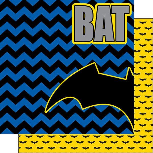 Bat Superhero - Left