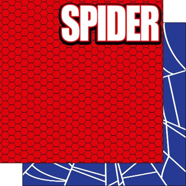 Spider Superhero - Left