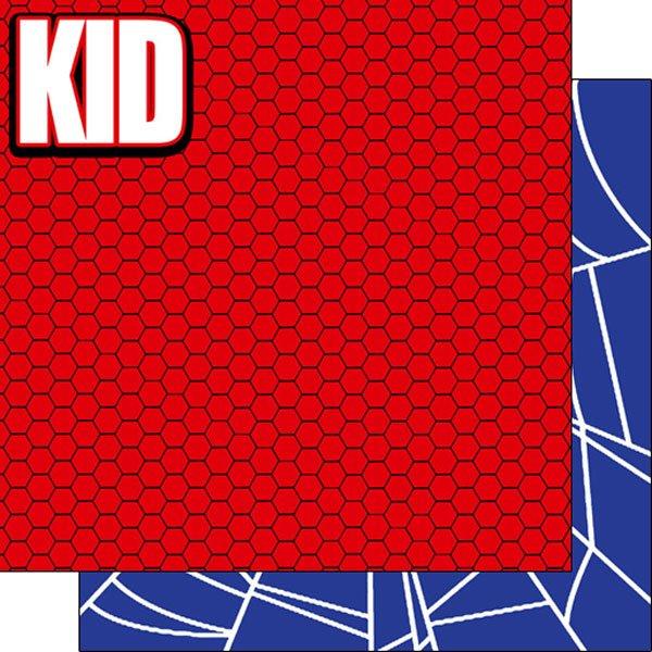 Spider Superhero - Right Ds