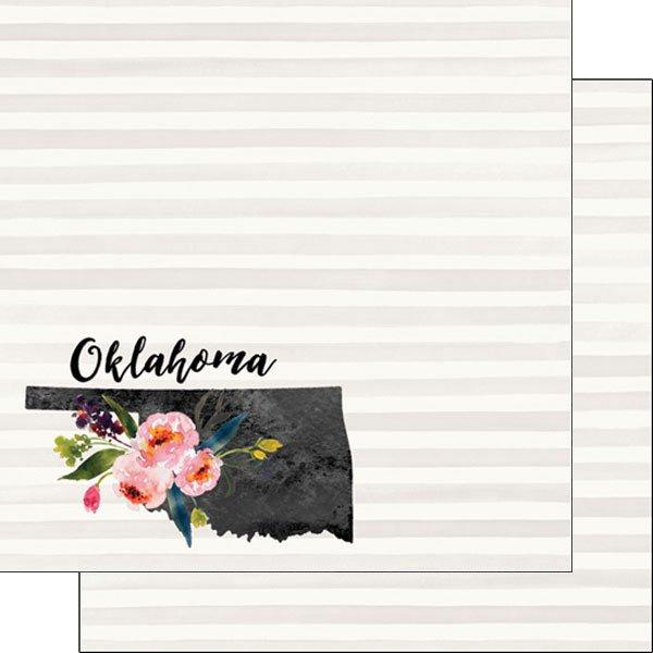 Oklahoma Watercolor