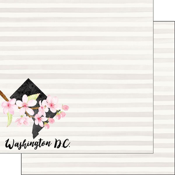 Washington  Dc Watercolor