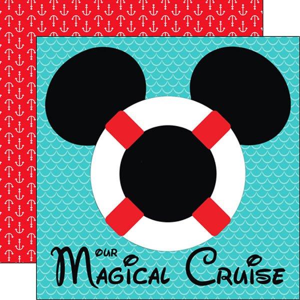 Magical Cruise Life Preserver