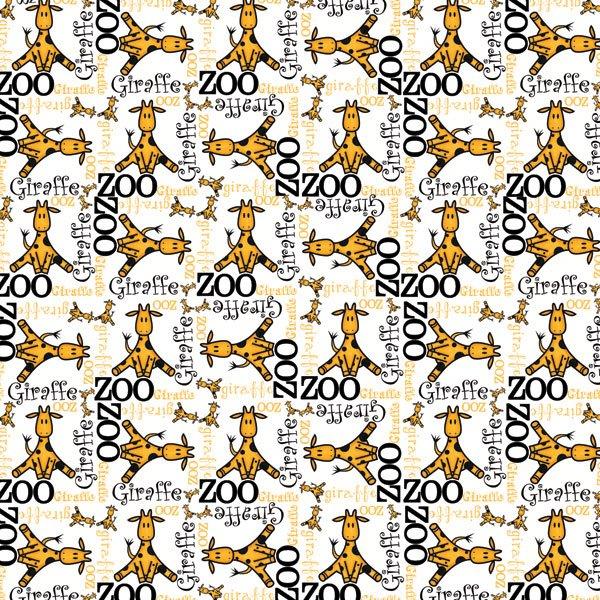 Giraffe - Zoo Buddies