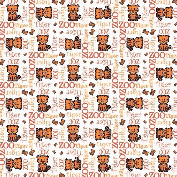 Tiger - Zoo Buddies