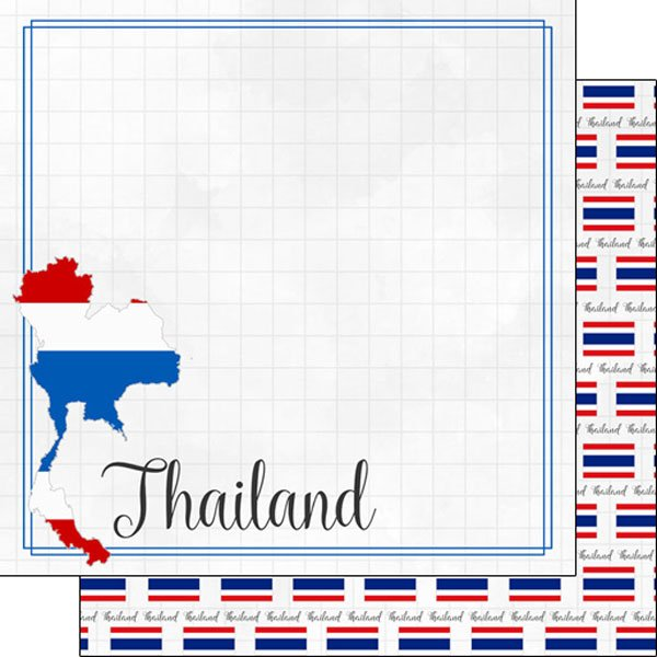 Thailand Double Border
