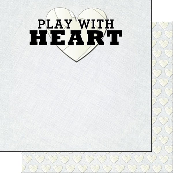 Volleyball - Play With Heart