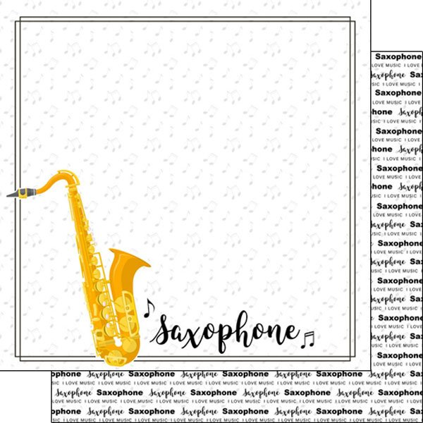 Saxophone Notes