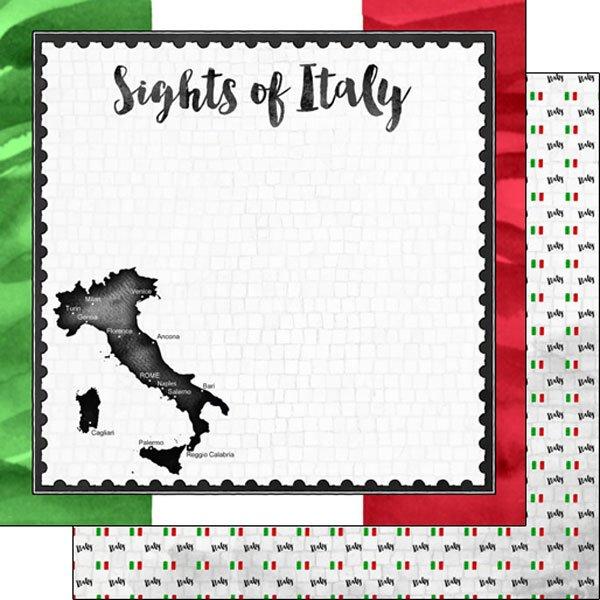 Italy Flag Sights