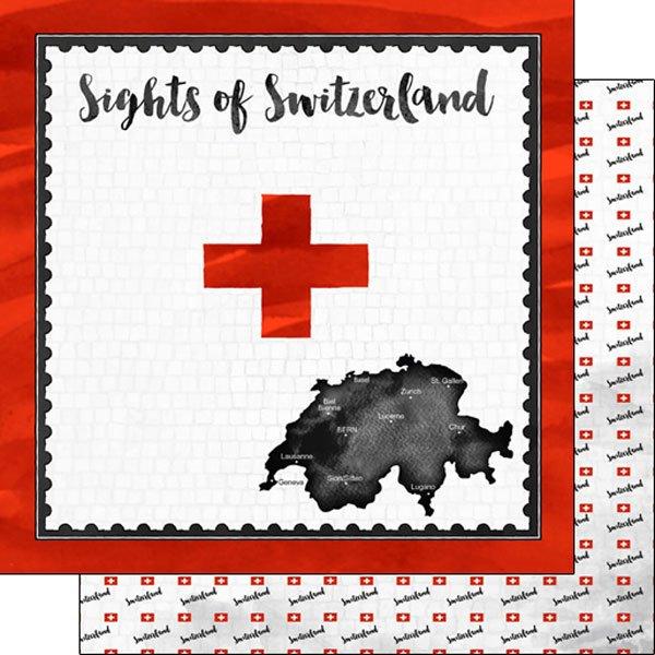 Switzerland Flag Sights Ds