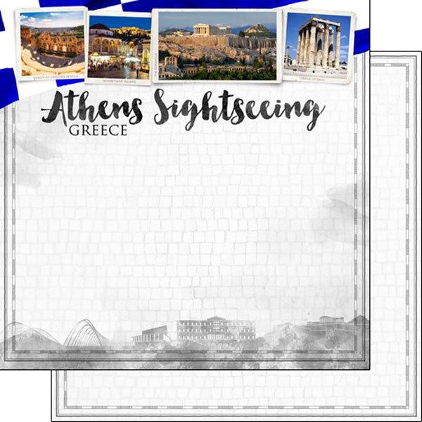 Athens City Sights