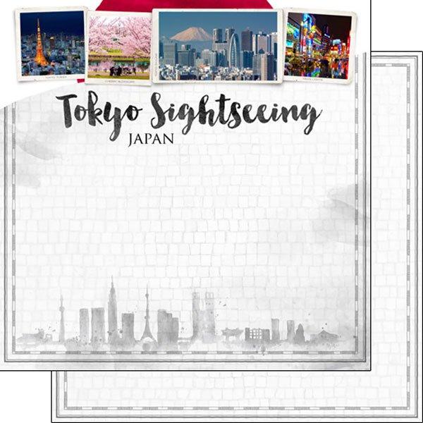 Tokyo City Sight
