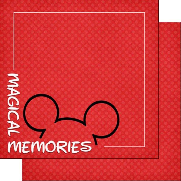Magical Memories Corner