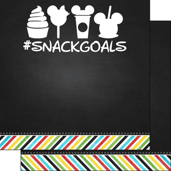 Magical Snack Goals