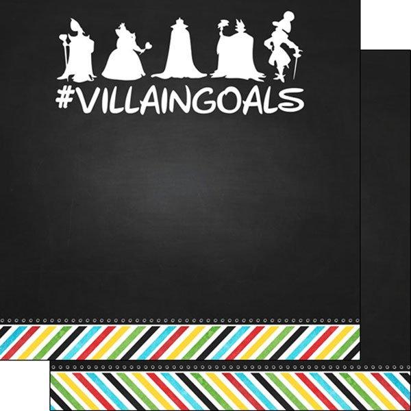 Magical Villain Goals