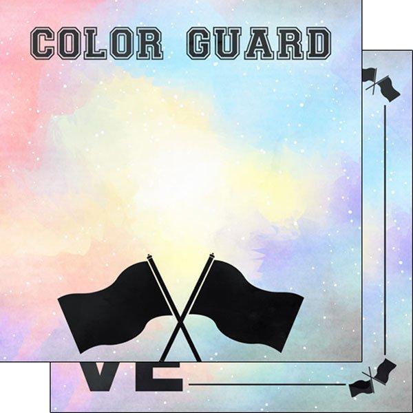 Color Guard Watercolor