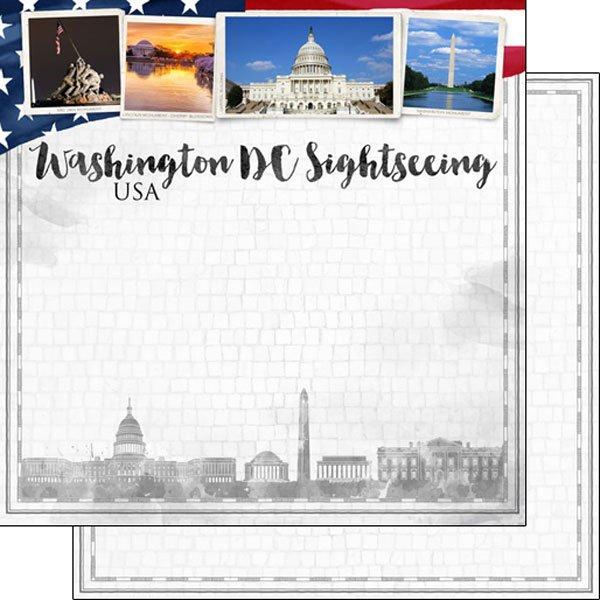 Washington Dc City Sights